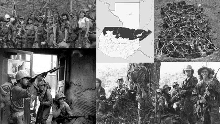 Resultado de imagen para guerrilla guatemalteca