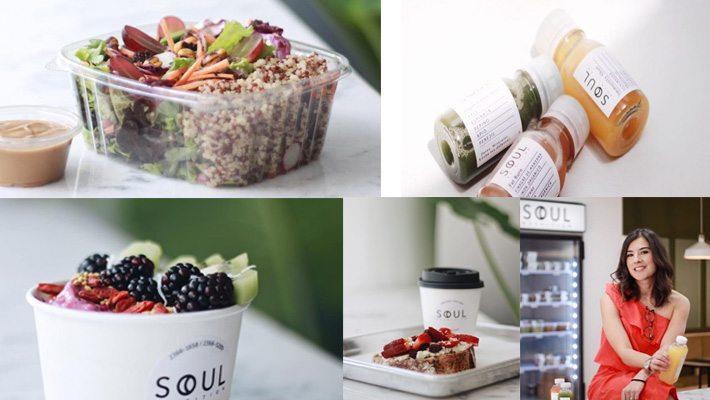 Emprendedor del mes: Produciendo alimentos saludables