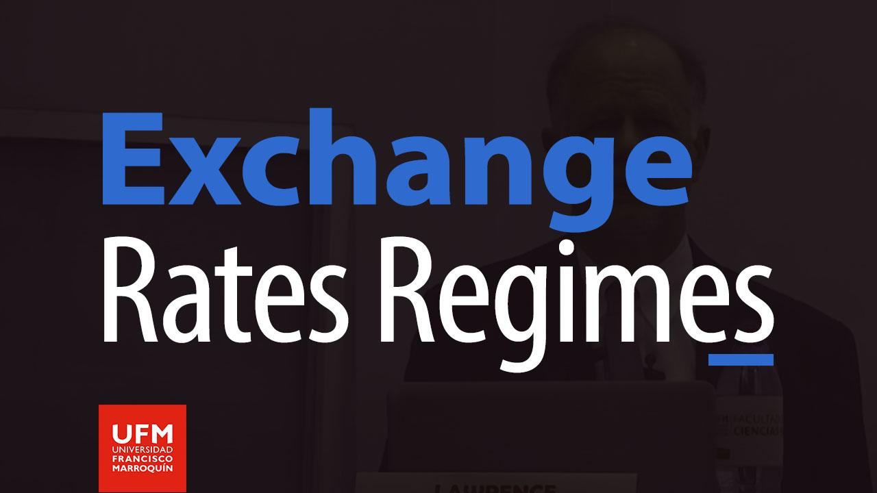 Exchange Rates Regimes Fix Or Float